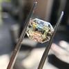 4.71ct Antique Asscher Cut Diamond GIA WX VS2 24