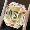 4.71ct Antique Asscher Cut Diamond GIA WX VS2 17