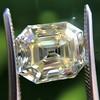 4.71ct Antique Asscher Cut Diamond GIA WX VS2