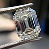 5.02ct Vintage Emerald Cut Diamond, GIA K VS2 0