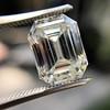 5.02ct Vintage Emerald Cut Diamond, GIA K VS2 3