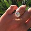5.36ct Old European Cut Diamond, GIA L VS1 21