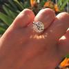 5.36ct Old European Cut Diamond, GIA L VS1 11