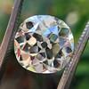 5.36ct Old European Cut Diamond, GIA L VS1 17
