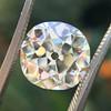 5.36ct Old European Cut Diamond, GIA L VS1 54