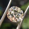 5.36ct Old European Cut Diamond, GIA L VS1 15