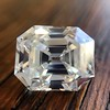 5.68ct Antique Emerald Cut Diamond, GIA K VS2 10
