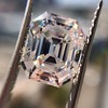 5.68ct Antique Emerald Cut Diamond, GIA K VS2 11