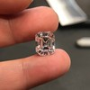 5.68ct Antique Emerald Cut Diamond, GIA K VS2 1