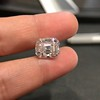 5.68ct Antique Emerald Cut Diamond, GIA K VS2 20