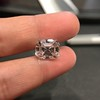 5.68ct Antique Emerald Cut Diamond, GIA K VS2 18
