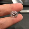 5.68ct Antique Emerald Cut Diamond, GIA K VS2 21