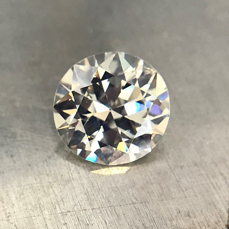 6.09ct Transitional Cut Diamond