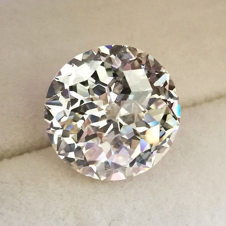 8.71ct Antique Jubilee Cut Diamond GIA L VS2