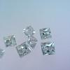 1.17ctw French Cut Diamond Parcel 12