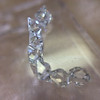 1.17ctw French Cut Diamond Parcel 7