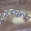1.17ctw French Cut Diamond Parcel 11