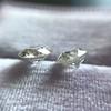 1.19ctw Old European Cut Diamond Pair 5