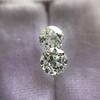 1.19ctw Old European Cut Diamond Pair 3