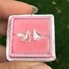 1.27tcw Butterfly Wings Diamond Pair 4