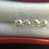 1.35tcw Old European Cut Diamond 5-stone Suite 4