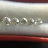 1.35tcw Old European Cut Diamond 5-stone Suite 7