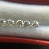 1.35tcw Old European Cut Diamond 5-stone Suite 2
