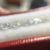 1.35tcw Old European Cut Diamond 5-stone Suite 9