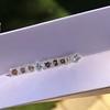 1.73ctw Carre Cut Diamond Suite 5
