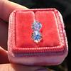 2.10ctw Old European Cut Diamond Pair, GIA I SI1/GIA I VS2 19
