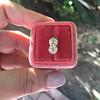 2.10ctw Old European Cut Diamond Pair, GIA I SI1/GIA I VS2 12