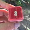 2.10ctw Old European Cut Diamond Pair, GIA I SI1/GIA I VS2 10