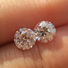2.10tcw Old European Cut Diamond Pair  GIA I VS1, I, SI1 8