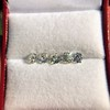 2.22ctw Antique Cushion Cut 5-stone Suite 6