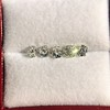 2.22ctw Antique Cushion Cut 5-stone Suite 9