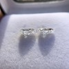 2.49ctw Antique Pear Diamond Pair GIA E VS2/GIA D VS2 13