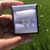 2.74ctw Old European Cut Diamond Pair GIA L VS2 GIA L VS2 10