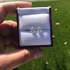 2.74ctw Old European Cut Diamond Pair GIA L VS2 GIA L VS2 8
