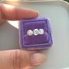 2.79ctw Old European Cut Diamond 3-Stone Suite 1.11ct center (GIA H VS2), and .84ct (GIA H VS2) and .84ct (GIA G VS1) 20