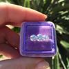 2.79ctw Old European Cut Diamond 3-Stone Suite 1.11ct center (GIA H VS2), and .84ct (GIA H VS2) and .84ct (GIA G VS1) 0
