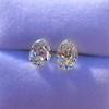 3.11ctw Antique Pear Shaped Diamond Pair GIA L M VS1 VS2 9
