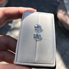 4.64ctw Antique Cushion Cut Diamond Pair, GIA K VS1, GIA K SI1 1