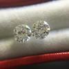.89ct Transitional Cut Diamond Pair 3