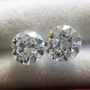 .89ct Transitional Cut Diamond Pair 0