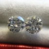 .89ct Transitional Cut Diamond Pair 1