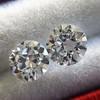.89ct Transitional Cut Diamond Pair 7