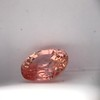 3.26ct Oval Padparadscha Sapphire No-Heat GIA 3