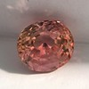 3.26ct Oval Padparadscha Sapphire No-Heat GIA 4