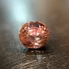 3.26ct Oval Padparadscha Sapphire No-Heat GIA 7