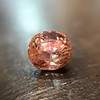 3.26ct Oval Padparadscha Sapphire No-Heat GIA 12